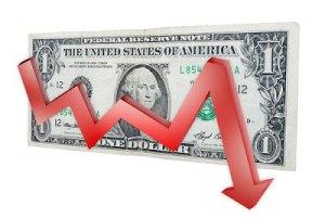declining-dollar